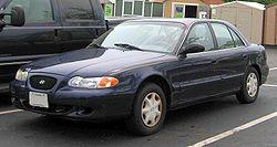 1997-1998 Hyundai Sonata
