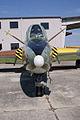 Aérospatiale Fouga CM.170-1 Magister HeadOn tall KAM 09Feb2011 (14797388097).jpg