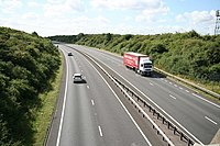 A1 traffic - geograph.org.uk - 930015.jpg