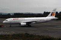EC-LKH - A320 - Iberia Express