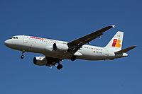 EC-LYE - A320 - Iberia Express