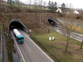 Pfaffensteiner Tunnel in A93