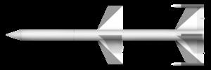 K-9 (missile) - K-9 prototype missile