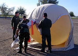 17th Test Squadron - 17th Test Squadron team preparing test of Combat SkySat