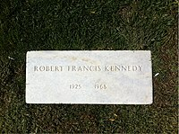 ANCExplorer Robert F. Kennedy grave.jpg