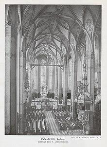 St. Annenkirche (Annaberg-Buchholz) – Wikipedia