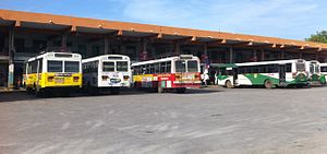 Nalgonda - Nalgonda Bus Station