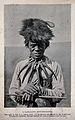 A Gazaland medicine man or shaman, equatorial Africa. Halfto Wellcome V0015945ER.jpg
