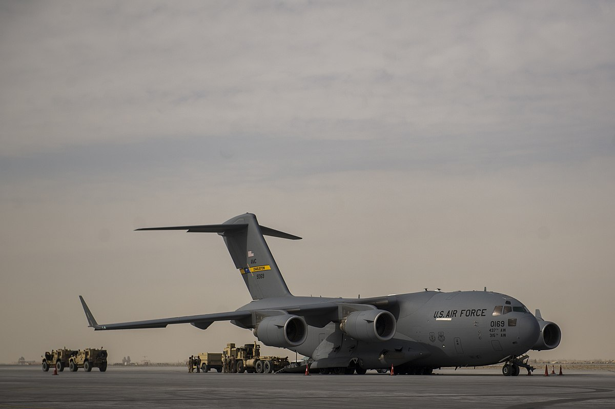 Charleston Air Force Base >> 15th Airlift Squadron - Wikipedia