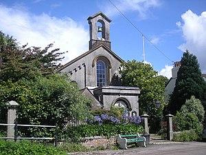 Flushing, Cornwall - St Peter's Church, Flushing
