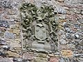 A coat-of-arms on the gable end of Stichill Parish Church - geograph.org.uk - 947191.jpg