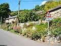 A fine roadside garden in Stanton Lees - geograph.org.uk - 1336141.jpg