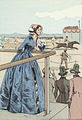 A stand at the Champ de Mars races, 1848.jpg