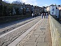 A stroll across Elvet Bridge - geograph.org.uk - 1593842.jpg