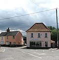 A thundery sky over Kenninghall village centre - geograph.org.uk - 1399709.jpg