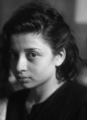 A young prostitute in the Albergo dei Poveri reformatory, Naples 1948 (cropped).png