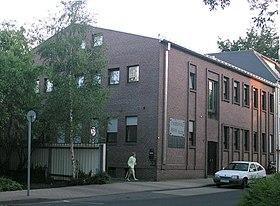 Αίθουσα της Βασιλείας των Μαρτύρων του Ιεχωβά στο Άαχεν της Γερμανίας