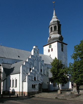 Budolfi Church - Budolfi Church in Aalborg