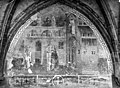Abbaye (ancienne) - Peinture murale située dans le cloître - La Visitation - Abondance - Médiathèque de l'architecture et du patrimoine - APMH00003418.jpg