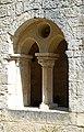 Abbaye de Silvacane - galerie nord 06.JPG
