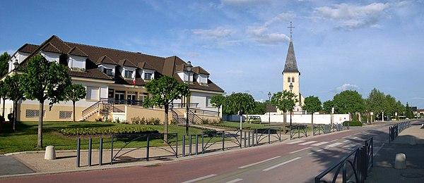 Photo de la ville Abergement-la-Ronce