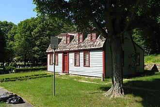 Weymouth, Massachusetts - Abigail Adams birthplace