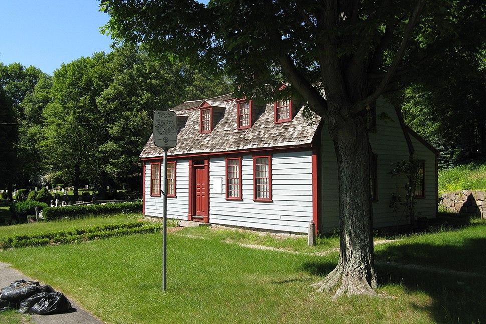 Abigail Adams birthplace, Weymouth MA