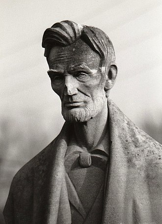 Abraham Lincoln Monument (Ypsilanti, Michigan) - Image: Abraham Lincoln Monument, Ypsilanti MI, USA