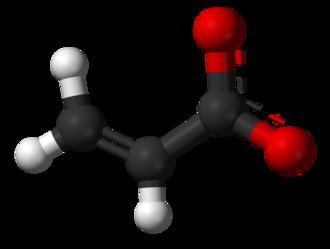 Carboxylate - Acrylate ion