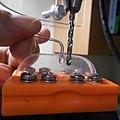 Acrylic drilling a hole for a led.jpg