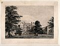 Addiscomb College and grounds, Croydon, Surrey. Line engravi Wellcome V0012526.jpg