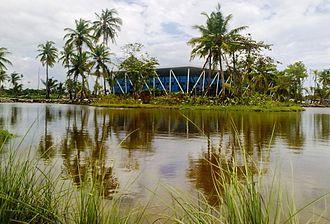 Addu City - Addu's Equatorial Convention Centre, 2011