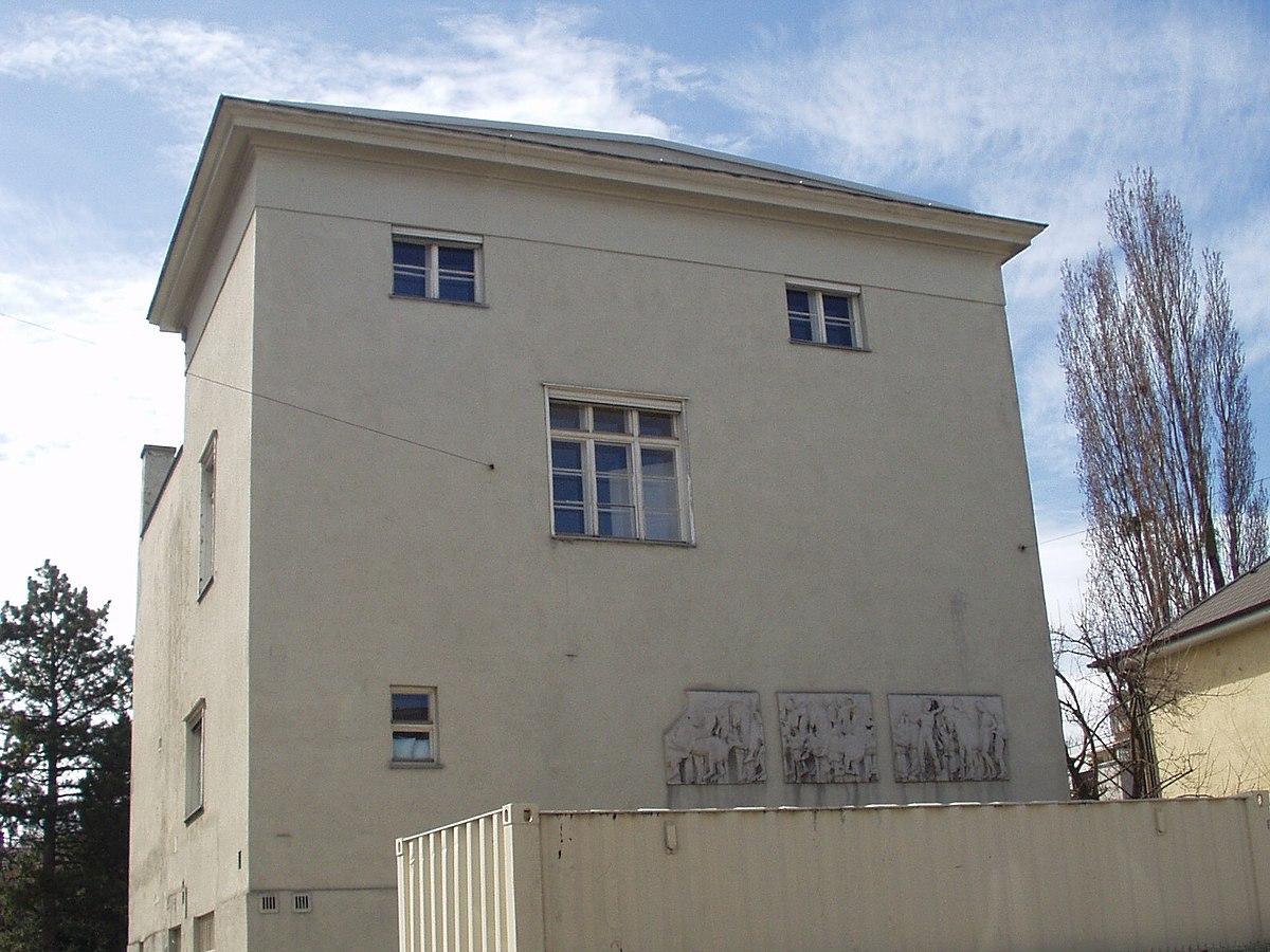 Rufer house wikipedia for Designburo loos