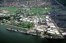 US Naval Base Subic Bay Wikipedia - Us naval bases in japan map wiki