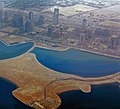 Aerial view of an island and construction in Lusail (cropped).jpg