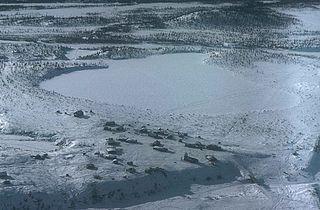 Arctic Village, Alaska CDP in Alaska, United States