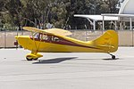 Aeronca 11AC Chief (VH-IDH) taxiing at Wagga Wagga Airport (1).jpg