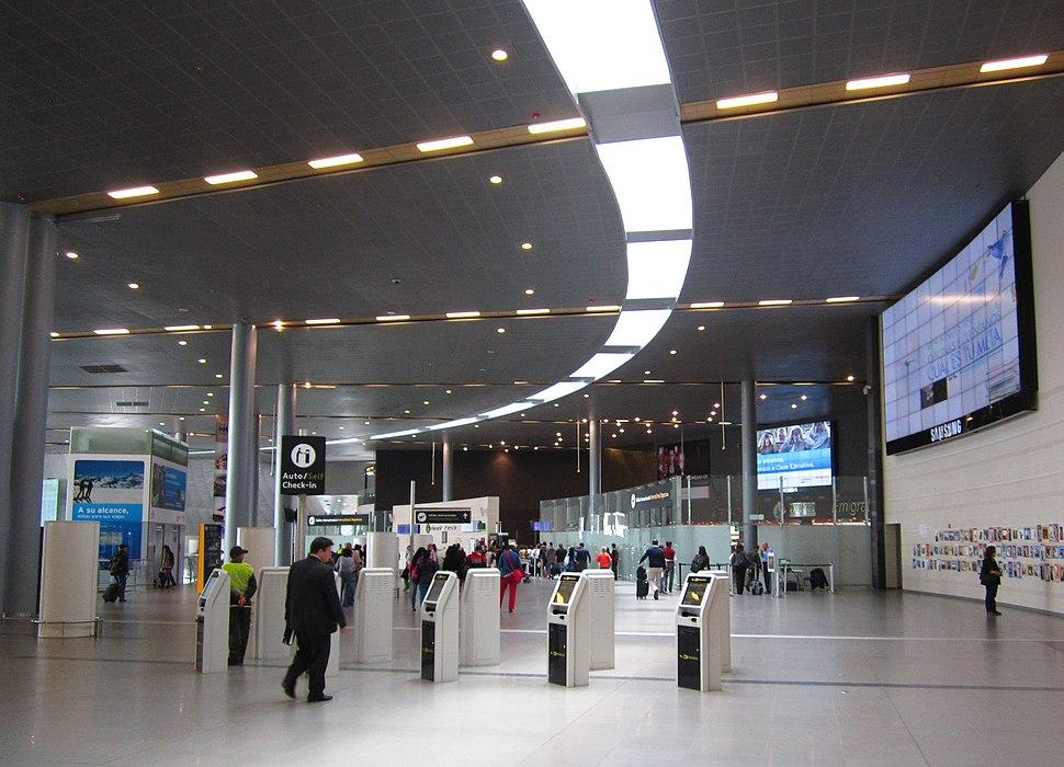 Aeropuerto Bogotá