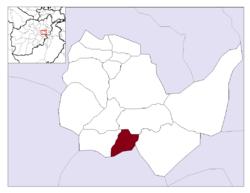 Vị trí của Musayi