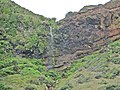 After wet weather a waterfall forms on this cliff - panoramio.jpg