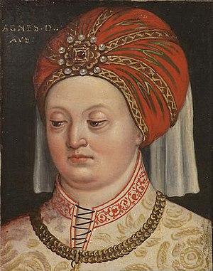 Agnes of Austria (1322–1392) - Agnes
