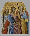 Agnolo Gaddi - Saints Julian, James, and Michael - 1871.20 - Yale University Art Gallery.jpg