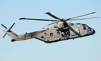 Italian Navy - Image: Agusta Westland EH 101 410 Merlin, Italy Navy JP7306257