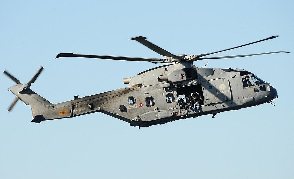 Agusta-Westland EH-101-410 Merlin, Italy - Navy JP7306257
