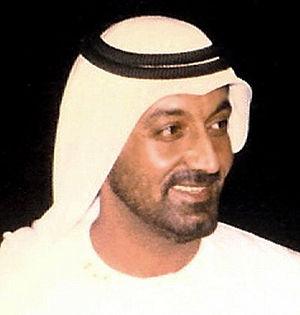 Ahmed bin Saeed Al Maktoum - Image: Ahmad bin Said Al Maktouum