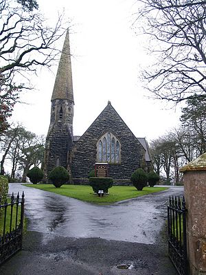Ahoghill - St Colmanell's Church of Ireland