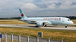 Air Canada Boeing 787-8 (C-GHQY) at Frankfurt Airport.jpg