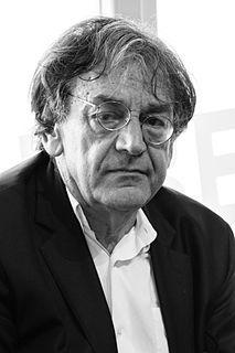 Alain Finkielkraut French essayist