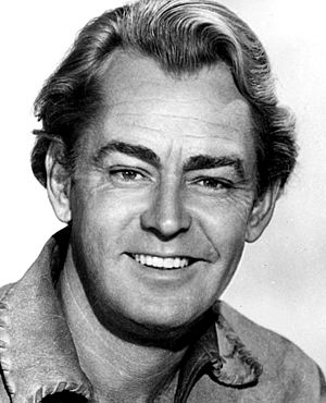 Alan Ladd - Ladd in 1953