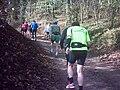 Albmarathon 2009 Hohenstaufen.JPG